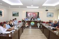 Akseki Belediye Meclisi Haziran Ayı Toplantısını Gerçekleştirdi