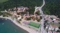 KIZ ÖĞRENCİLER - Bağcılarlı Gençler Tatil İçin Kefken Kampı'na Uğurlandı