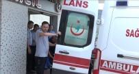 KOZCAĞıZ - Balkondan Düşen Küçük Çocuk Hastanede Hayatını Kaybetti