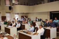 CEMAL AKIN - Bartın Belediye Meclisi 30 Maddeyi Karara Bağladı