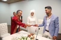 Başkan Çiftçi, Dünya Evine Giren Çiftin Mutluluklarına Ortak Oldu