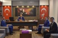 SAĞLIK OCAĞI - Başkan Hasan Arslan'dan Doğalgaz Müjdesi