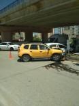 Bayburt'ta Kaza Açıklaması 1 Yaralı
