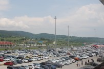 ALIŞVERİŞ MERKEZİ - Bayram Tatilinde Highway AVM'yi 1 Milyon Kişi Ziyaret Etti