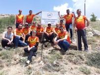 Burdur Havacılık Kulübü Üyeleri 5 Bin Fidan Dikti