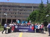YARGI REFORMU - Büro Memur-Sen Başkanı Yılancı'dan Yargı Reformu' Açıklaması