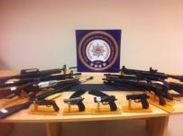 KAÇAK SİLAH - Bursa Merkezli 5 İlde Silah Operasyonu Açıklaması 28 Gözaltı