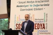 Cumhurbaşkanlığı Başdanışmanı Topçu Açıklaması 'Bizim De Bir Enformasyon Ağımız Olmalı'