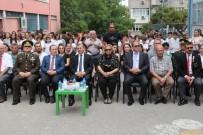 PİYADE ALBAY - Devreleri Şehit Taner Alkalp'i Unutmadı