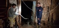 Dolu Ve Sel, Korkuteli'nde Zarara Yol Açtı