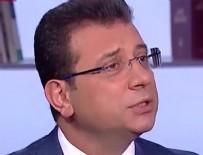 Ekrem İmamoğlu 'vali' sorusuyla gerildi!