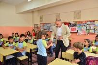 Elazığ'da 'Minik Kalplerden Büyük Yüreklere' Projesi