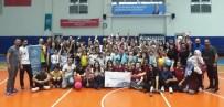 GÖRME ENGELLİLER - Göçmen Çocuklar  Görme Engelli Sporcularla Buluştu
