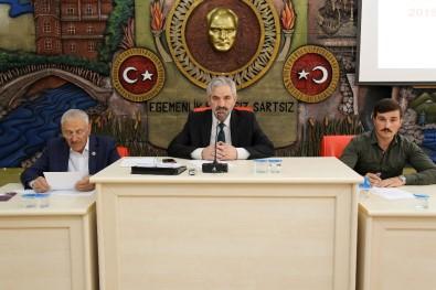 Gümüşhane'de Tarım Sektörü İl Genel Meclisinde Masaya Yatırıldı