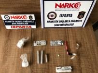 Isparta'da Sigaraya Sarılmış Uyuşturucu Madde Ele Geçirildi