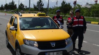 Kars'ta Jandarmanın 9 Günlük Tatil Uygulamaları