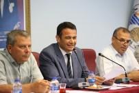 DAMPERLİ KAMYON - Kaş'ta Haziran Meclisi