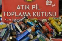 HASSASIYET - Konak'ta Rekor Atık Pil Başarısı