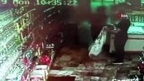 (Özel) Çocukların Markette Battaniyeli Dondurma Hırsızlığı Kamerada