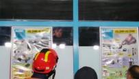 (Özel ) Hırsızlar Kabloları Kesince Market Çalışanları İçeride Mahsur Kaldı