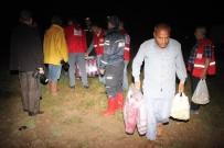 Sel Mevsimlik Tarım İşçilerini Vurdu