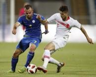MİLLİ FUTBOL TAKIMI - Ümit Milliler, Kosova'ya Kaybetti
