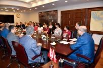 EBRAR - Vali Demirtaş, En Çok Atık Toplayan Okulların Yöneticilerine Ödüllerini Verdi