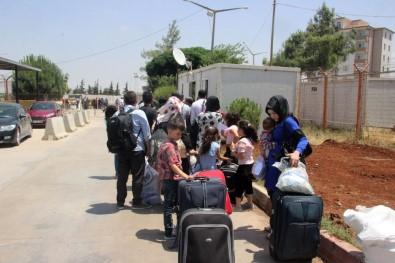 2 bin Suriyeli geri döndü!