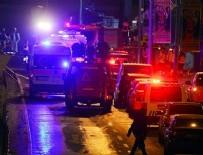 VODAFONE - Beşiktaş'taki terör saldırısını düzenleyen teröristlerden biri yakalandı