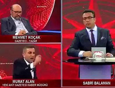 Akit TV Haber Müdürü Murat Alan'a soruşturma