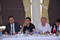 BELEDİYE MECLİS ÜYESİ - Aydın İl Turizm Koordinasyon Toplantısı Vali Köşger Başkanlığında Yapıldı