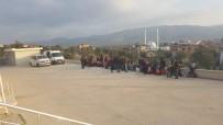 TEKEV - Ayvalık'ta 36 Mülteci Yakalandı