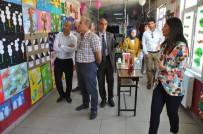 KÖY MUHTARI - Balotu Köyü İlk Ve Ortaokulunda 'Bilim Fuarı' Açıldı