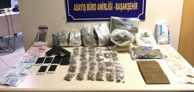 Başakşehir'de Uyuşturucu Satıcılarına Operasyon