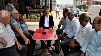 Başkan Çiftçi Esnafı Gezerek Önerileri Dinledi