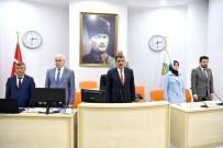 SELAHATTIN GÜRKAN - Büyükşehir Meclisi Toplandı