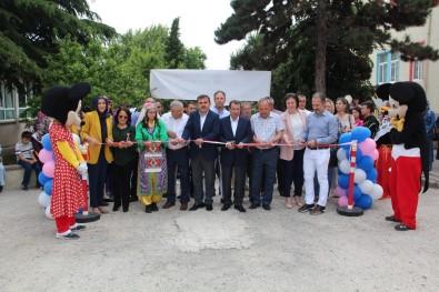 Çan Halk Eğitim Merkezinden Yıl Sonu Sergisi