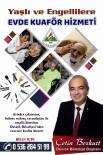 YEREL YÖNETİMLER - Devrek Belediyesinden Ücretsiz Kuaförlük Hizmeti