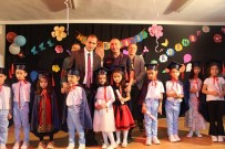 ANNELER GÜNÜ - Dumlupınar'da Ana Sınıfı Öğrencileri İçin Mezuniyet Töreni