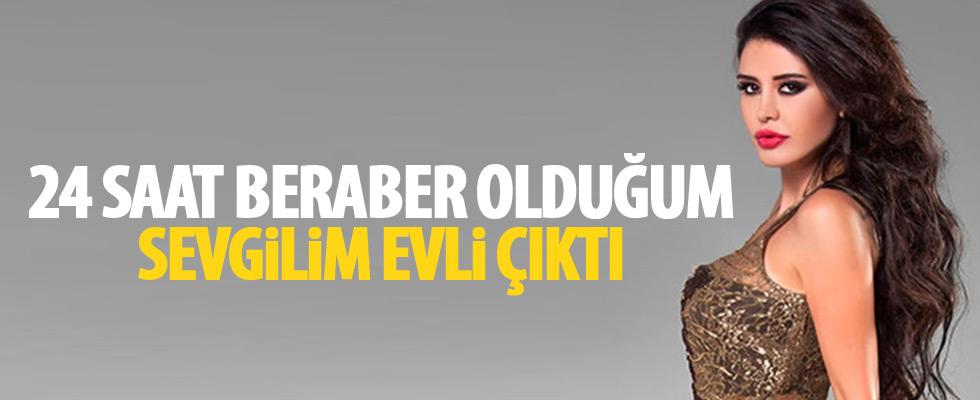 Ebru Polat: Sevgilim evli çıktı