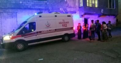 Elektrik Akımına Kapılan Hamile Kadın Yaralandı
