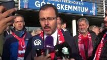 İZLANDA - Gençlik Ve Spor Bakanı Mehmet Muharrem Kasapoğlu Açıklaması