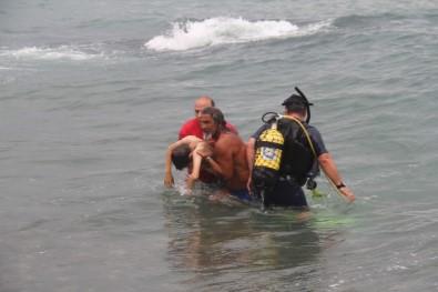 Giresun'da Serinlemek İçin Arkadaşı İle Denize Giren Çocuk Kurtarılamadı