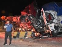 Kırıkkale'de trafik kazası: Ölü ve yaralılar var