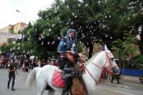 Isparta'da Gül Kokulu Festival Korteji