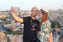 KAPADOKYA - Kapadokya Son 6 Yılın Turist Rekorunu Kırdı