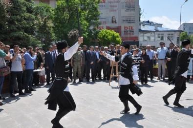 Kars'ta 'Öğrenme Şenlikleri' Sergisinin Açılışı Yapıldı