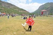 KATO DAĞı - Kato Dağı'nda Uçurtma Şenliği  Düzenlendi