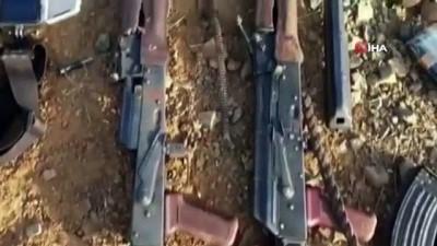 MSB Açıklaması 'Etkisiz Hale Getirilen Toplam Terörist Sayısı 45 Oldu'