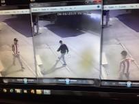 PARMAK - (Özel) En Yakınındaki Kişi Hırsız Çıktı...Bacadan Halatla İndiler, Çelik Kasayı Patlattılar Bu Görüntüler Ele Verdi